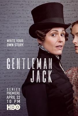 绅士杰克的海报