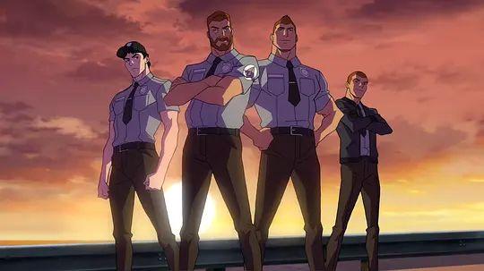 少年正义联盟 第三季的剧照