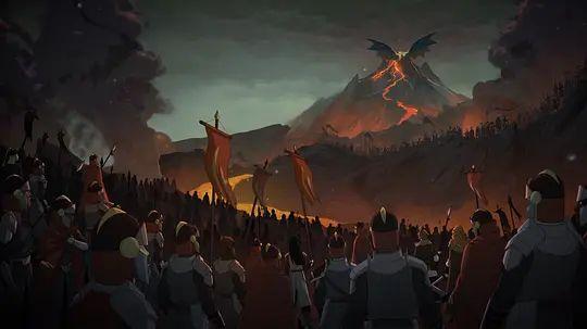 龙王子 第一季的剧照