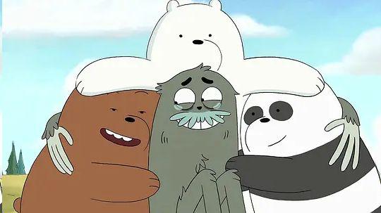 咱们裸熊 第四季的剧照