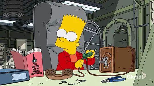 辛普森一家 第二十九季的剧照
