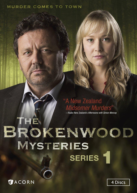 布罗肯伍德疑案 第五季的海报