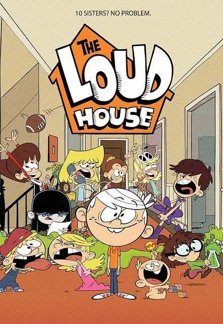《喧闹一家亲 第四季》全集/The Loud House Season 4在线观看