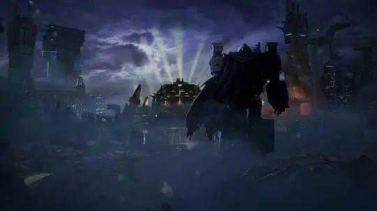 变形金刚:赛博坦之战 第一季的剧照