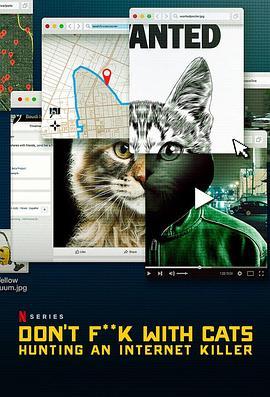 猫不可杀不可辱:网络杀手大搜捕的海报