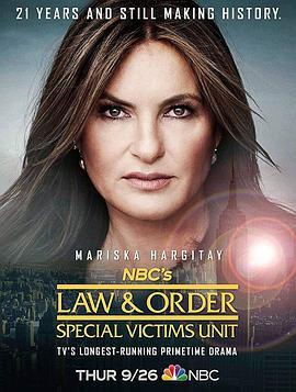 法律与秩序:特殊受害者 第二十一季的海报