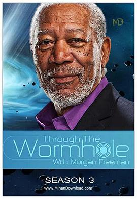 与摩根·弗里曼一起穿越虫洞 第三季的海报