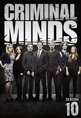 犯罪心理 第十季的海报