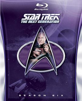 星际旅行:下一代 第六季的海报