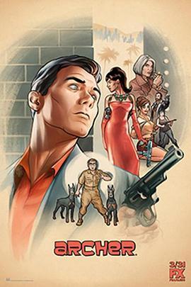 间谍亚契 第七季的海报
