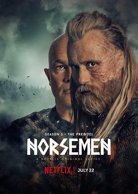 挪威的维京人 第三季的海报