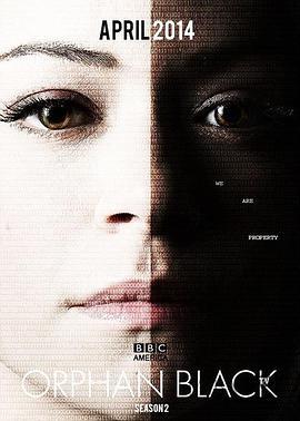 黑色孤儿 第二季的海报