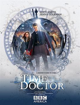 神秘博士:博士之时的海报