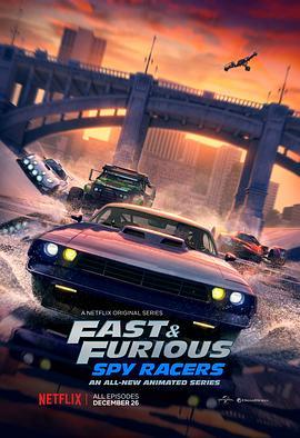 速度与激情:特工飞车手的海报