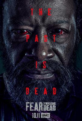 行尸之惧 第六季的海报