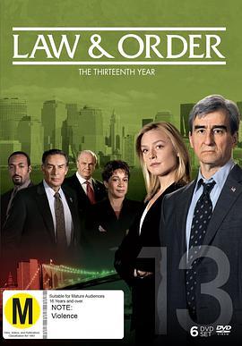 法律与秩序 第十三季的海报