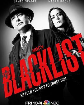 罪恶黑名单 第七季的海报