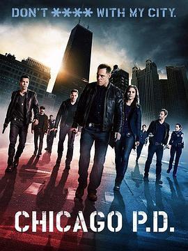 芝加哥警署 第一季的海报