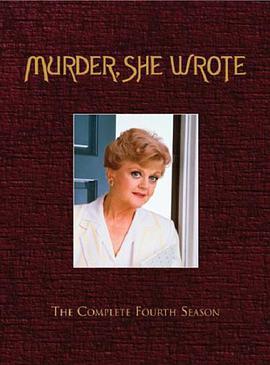 女作家与谋杀案 第四季的海报