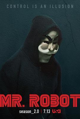 黑客军团 第二季的海报