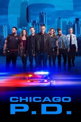 芝加哥警署 第七季的海报