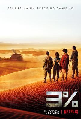 3% 第三季的海报