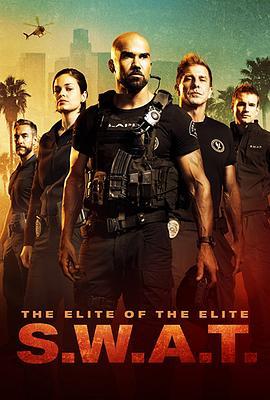 反恐特警组 第一季的海报