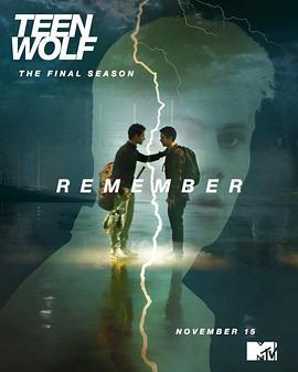 少狼 第六季的海报