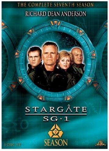 星际之门 SG-1 第七季的海报