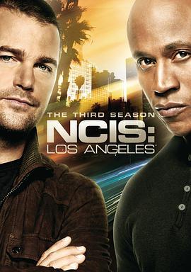 海军罪案调查处:洛杉矶 第三季的海报