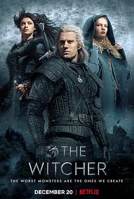 猎魔人 第一季的海报
