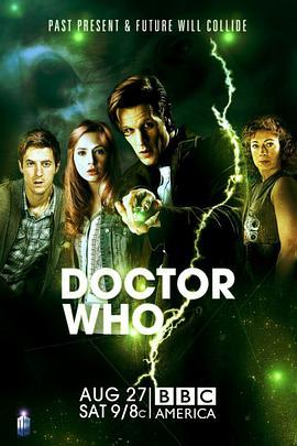 神秘博士 第六季的海报