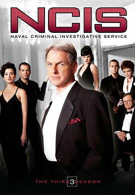 海军罪案调查处 第三季的海报