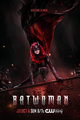 蝙蝠女侠的海报