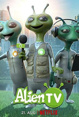 Alien TV Season 1的海报