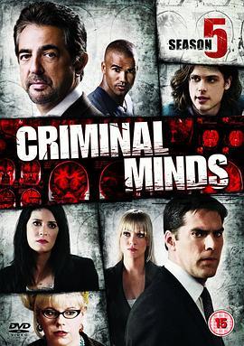 犯罪心理 第五季的海报