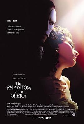 歌剧魅影的海报