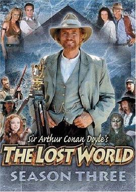 遗失的世界 第三季的海报