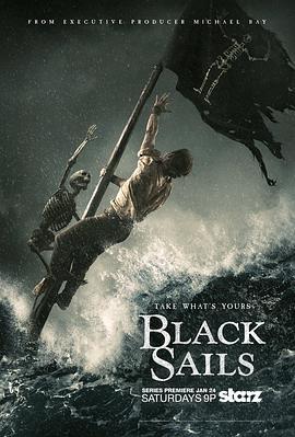 黑帆 第二季的海报