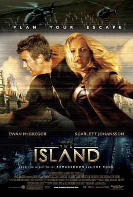 逃出克隆岛的海报