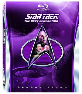 星际旅行:下一代 第七季的海报