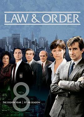 法律与秩序 第八季的海报