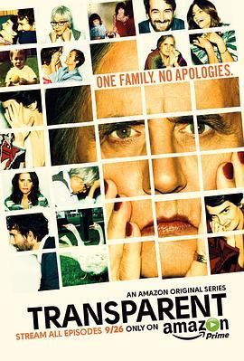 透明家庭 第一季的海报
