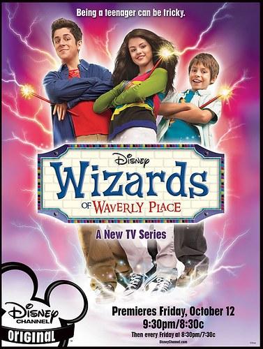 少年魔法师 第一季的海报