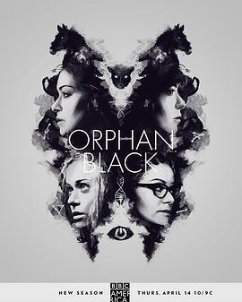 黑色孤儿 第四季的海报