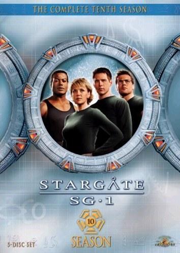 星际之门 SG-1  第十季的海报