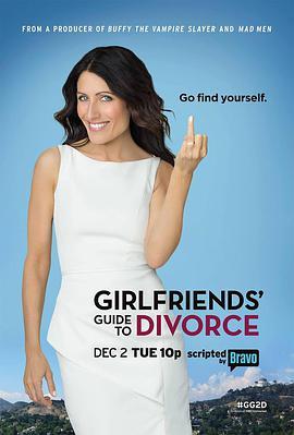 闺蜜离婚指南 第二季的海报