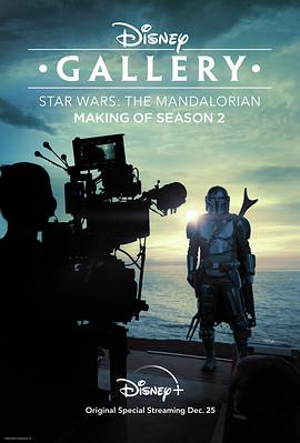 迪士尼展廊:曼达洛人 第二季的海报