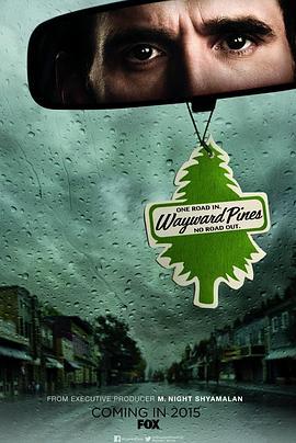 黑松镇 第一季的海报