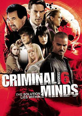 犯罪心理 第六季的海报
